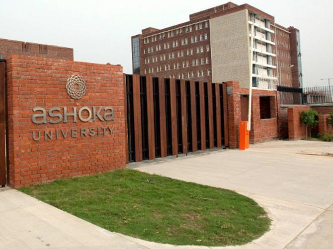 Ashoka University Admission 2018