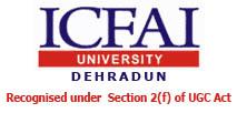 ICFAI University Dehradun Admission 2018