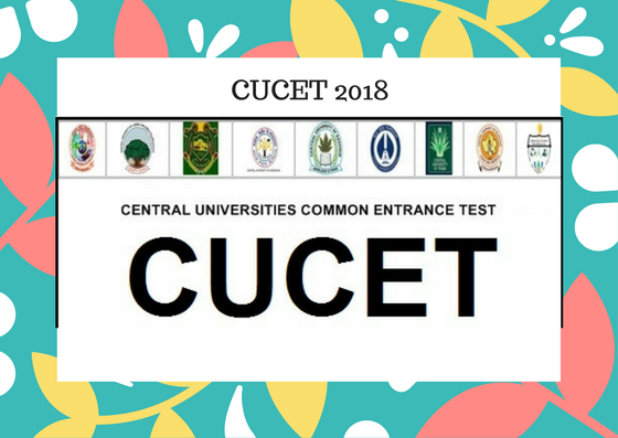 Central Universities Common Entrance Test - 2018