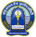 GNDU Amritsar Admission |2018-19