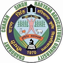 HARYANA AGRICULTURE UNIVERSITY 2018