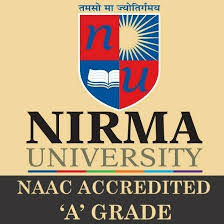Nirma University B.Des Application 2019