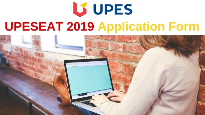 UPESEAT 2019 |UPES Applications 2019