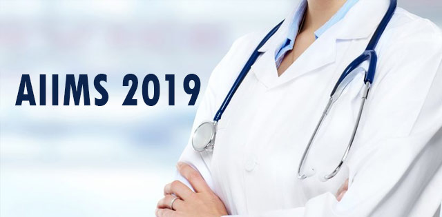 AIIMS | MBBS Applications 2019
