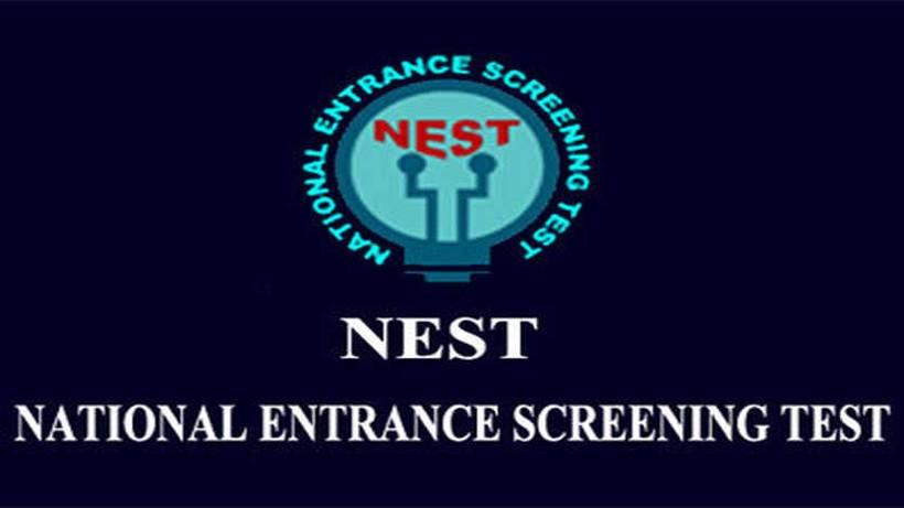 National Entrance Screening Test | NEST Applications 2019