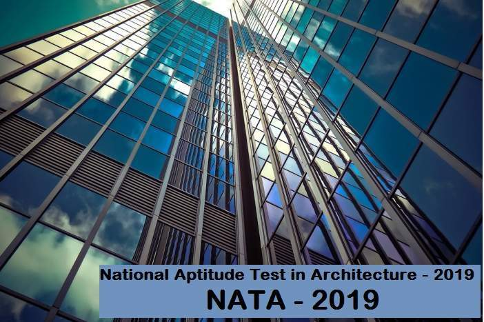 National Aptitude Test in Architecture | NATA  Applications 2019