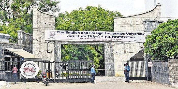 The English & Foreign Language University | EFLU 2019