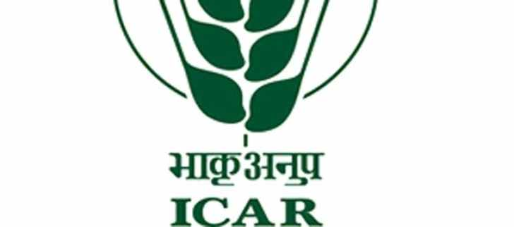The Indian Council of Agricultural Research (ICAR) 2019