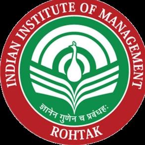 Indian Institute of Management Rohtak | Integrated programme of Management 2019