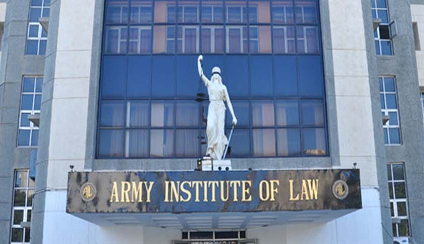 Army Institute of Law Mohali 2019