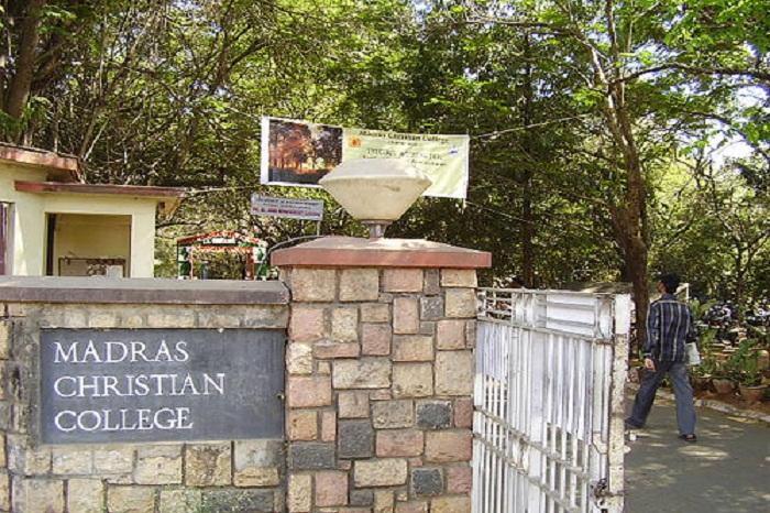 Madras Christian College 2019