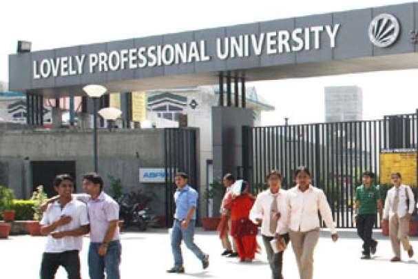 Lovely Professional University (LPU) Application 2019