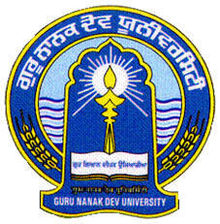 Guru Nanak Dev University, Amritsar | Admission 2019