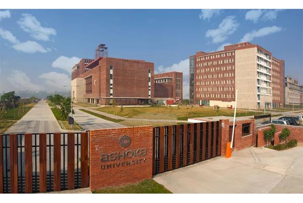 Ashoka University, Sonipat 2020