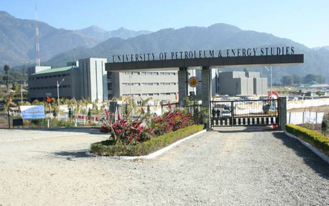 University of Petroleum and Energy Studies (UPES) Admission 2020