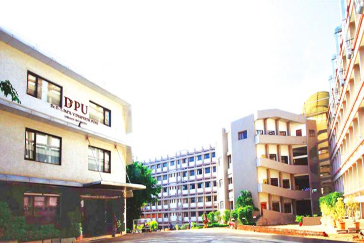 Dr. D. Y. Patil Vidyapeeth, Pune 2020