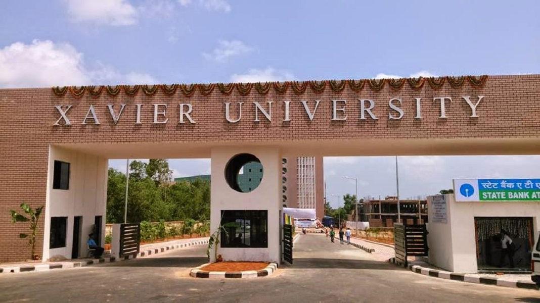 Xavier University application 2020