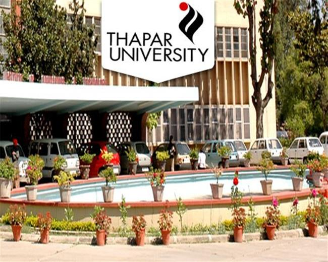 Thapar Institute of Engineering and Technology 2020