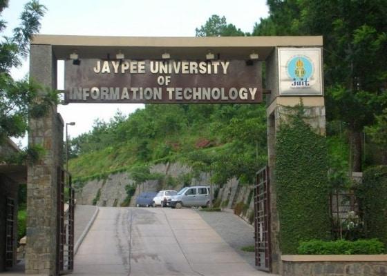 Jaypee University, Noida 2020