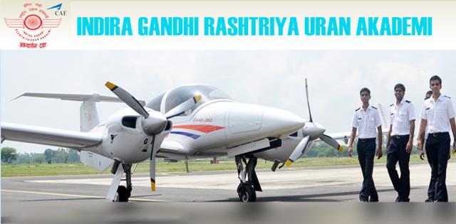 Indira Gandhi Rashtriya Uran Akademi (IGRUA) 2020