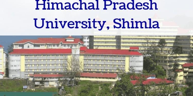 HPU Shimla  Btech   University Institute of Information Technology (UIIT) 2020