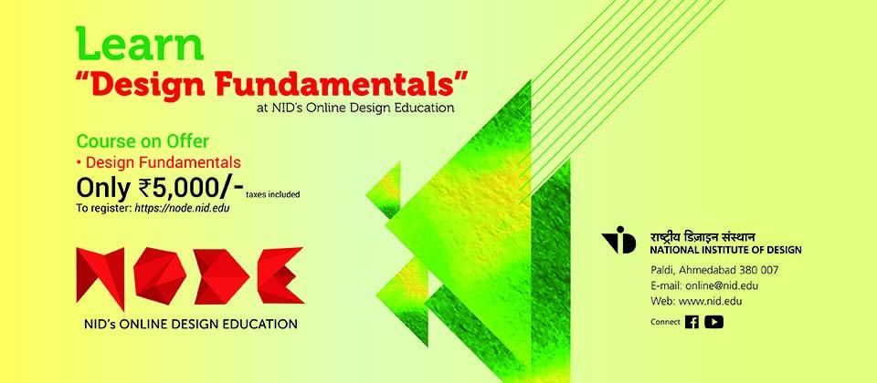 NID's Online Design Education NODE