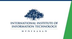 International Institute of information Technology, IIIT Hyderabad 2021