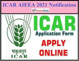 ICAR AIEEA (UG) - 2021